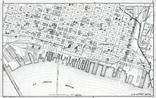 Plate 001, Jacksonville and Environs 1940c Revised 1947