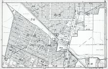 Plate 005, Jacksonville and Environs 1940c Revised 1947
