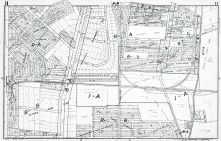 Plate 011, Jacksonville and Environs 1940c Revised 1947