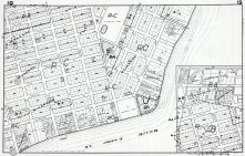 Plate 019, Jacksonville and Environs 1940c Revised 1947