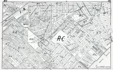 Plate 020, Jacksonville and Environs 1940c Revised 1947