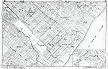 Plate 021, Jacksonville and Environs 1940c Revised 1947