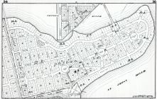 Plate 036, Jacksonville and Environs 1940c Revised 1947