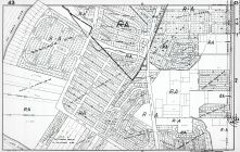 Plate 043, Jacksonville and Environs 1940c Revised 1947