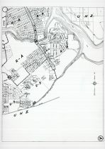Plate A, Jacksonville and Environs 1940c Revised 1947
