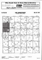 Map Image 026, Adair County 2006