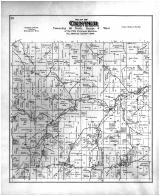 Center Township, Dalby, Allamakee County 1886 Version 2