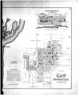 Fairview, Dorchester, Rossville - Right, Allamakee County 1886 Version 2