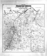 French Creek Township, Allamakee County 1886 Version 2
