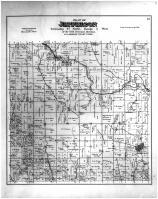 Jefferson Township, Rossville, Allamakee County 1886 Version 2