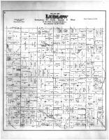 Lulow Township, Allamakee County 1886 Version 2