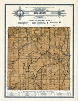 Franklin Township, Allamakee County 1917 Waukon Standard Publishing