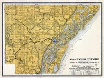 Taylor Township, Allamakee County 1917 Waukon Standard Publishing