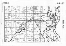 Map Image 027, Allamakee County 1993