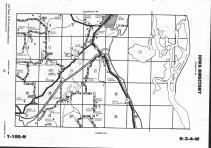 Map Image 029, Allamakee County 1993