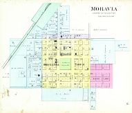 Moravia, Appanoose County 1896