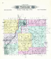 Taylor Township, Appanoose County 1896
