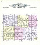 Union Township, Appanoose County 1896