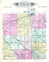 Wells Township, Appanoose County 1896