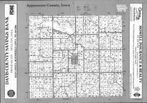Index Map, Appanoose County 1993