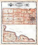 Big Creek Township, Black Hawk County 1910