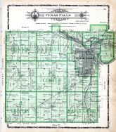 Cedar Falls Township, Black Hawk County 1910