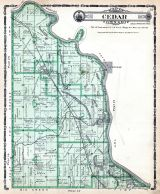 Cedar Township, Black Hawk County 1910