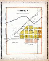 Dunkerton, Black Hawk County 1910