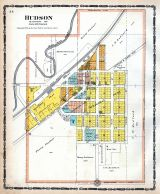 Hudson, Black Hawk County 1910