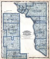 Poyner Township, Black Hawk County 1910