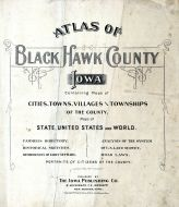 Title Page, Black Hawk County 1910