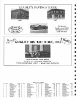Maxfield - Small Tract Owners, Bremer County 1997
