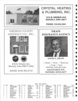 Warren - Small Tract Owners, Bremer County 1997