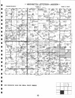 Washington - East, Jefferson, Jackson - East, Bremer County 1997