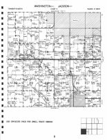 Washington - South, Jackson - West, Bremer County 1997