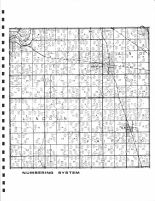 Buena Vista County Numbering System 2, Buena Vista County 1982