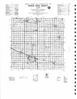 County Map, Buena Vista County 1982