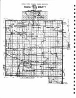 School District Map 1966, Buena Vista County 1982