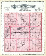 Arcadia Township, Carroll County 1906