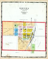 Breda, Carroll County 1906
