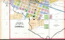 Carroll - South, Carroll County 1906