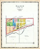 Halbur, Carroll County 1906