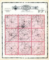 Jasper Township, Carroll County 1906