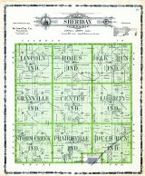 Sheridan Township, Carroll County 1906