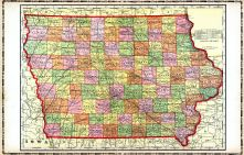 State Map, Carroll County 1906