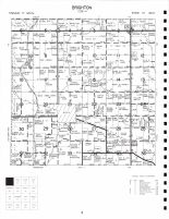 Brighton Township, Marne, Cass County 1978