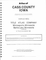 Title Page, Cass County 1989