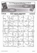 Map Image 011, Cass County 2007