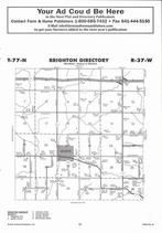 Map Image 019, Cass County 2007