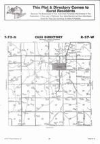 Map Image 023, Cass County 2007